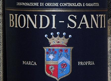 Biondi Santi Brunello di Montalcino Tenuta Greppo 2004 DOCG