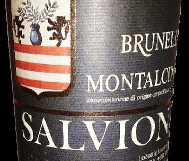 Brunello di Montalcino DOCG 1998 Salvioni