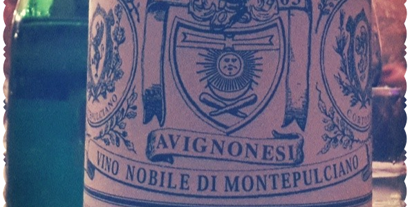 MoreWineBeer Rating : Here we go with Riserva Grandi Annate Avignonesi Vino Nobile di Montepulciano DOCG 2003 , a great wine , noble by fact and good by universal opinion. […]